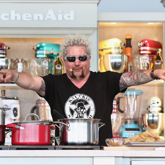What's in Guy Fieri's Donkey Sauce?