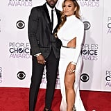 Jason Derulo and Daphne Joy