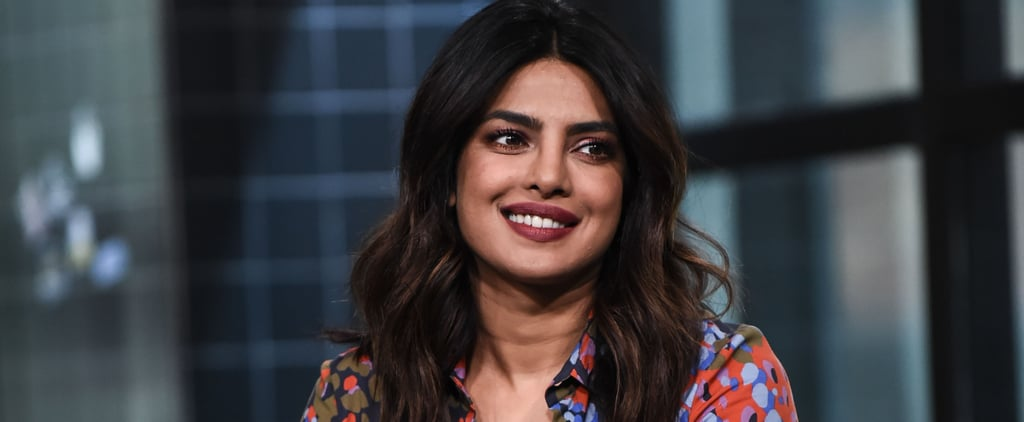 Priyanka Chopra Talks Meghan Markle on Rachael Ray Show