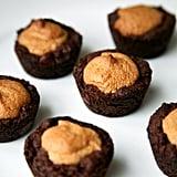 Dessert: Vegan Peanut Butter Brownies