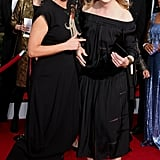 """At the SAGs, She Was Like, """"It's Meryl!"""""""