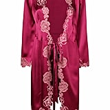 Carine Gilson Lace Detail Robe