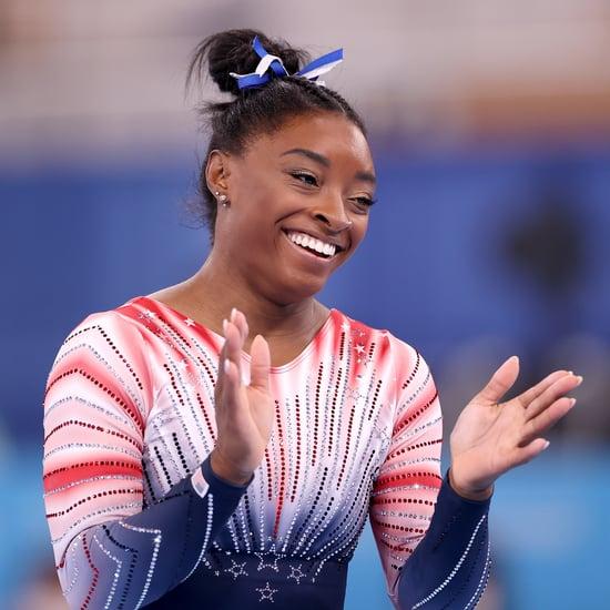 Watch Simone Biles Compete on Balance Beam | Tokyo Olympics