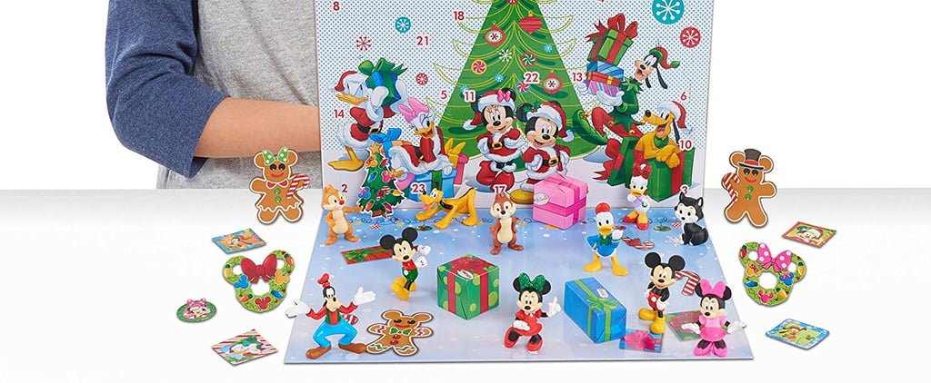 Disney and Disney Junior Advent Calendars on Amazon 2019