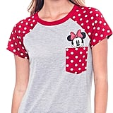 Disney Minnie Pocket Top