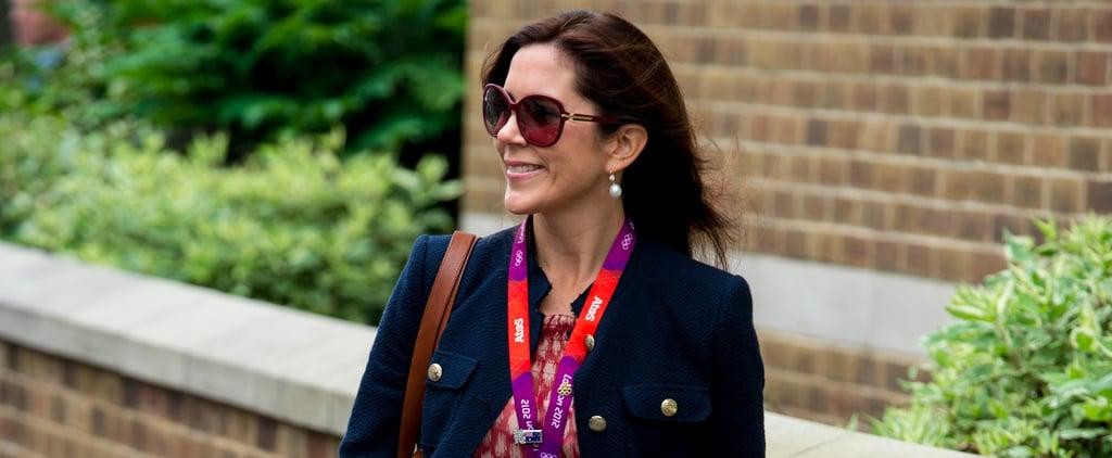 Royals Wearing Zara