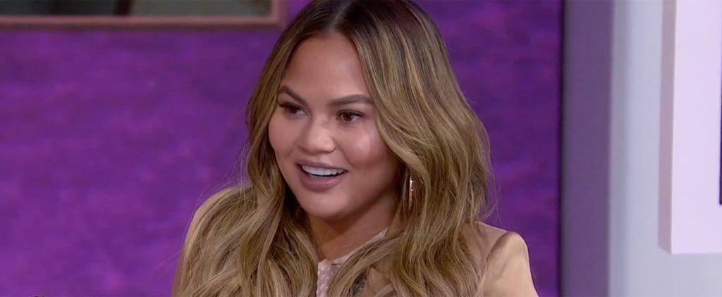 Chrissy Teigen Knows Which Actress Bit Beyonce