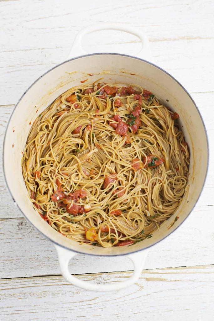1-Pot Whole-Wheat Pasta