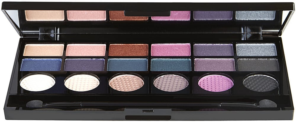 eye shadow palette from Makeup Revolution