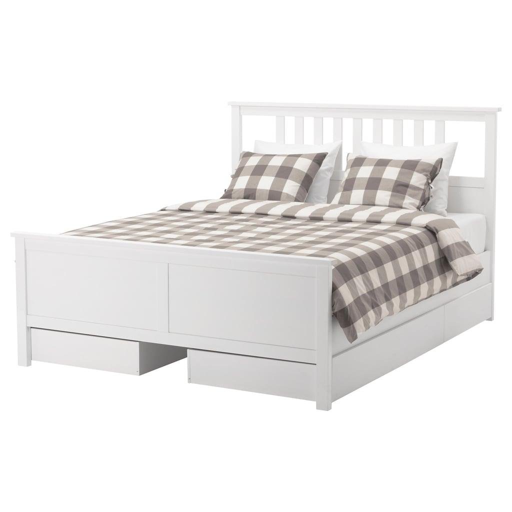 hemnes bed frame best ikea bedroom furniture for small. Black Bedroom Furniture Sets. Home Design Ideas