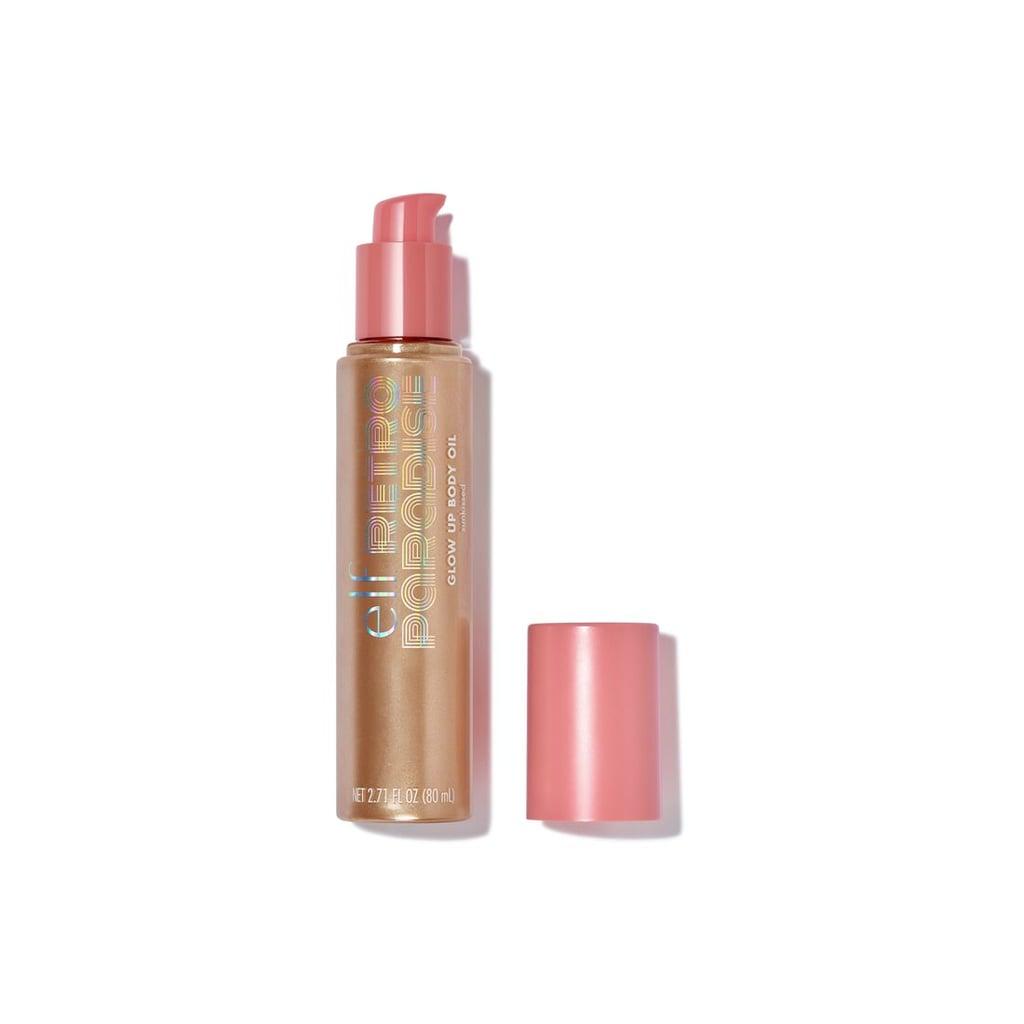 e.l.f. Cosmetics Retro Paradise Multi-Dimensional Face & Body Shimmer