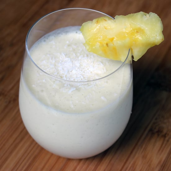 Healthy Pina Colada Recipe