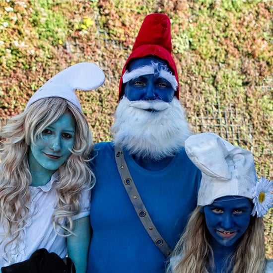 True Blue: Check Out 15 Smurfs Fans in Their Smurfy Finest!
