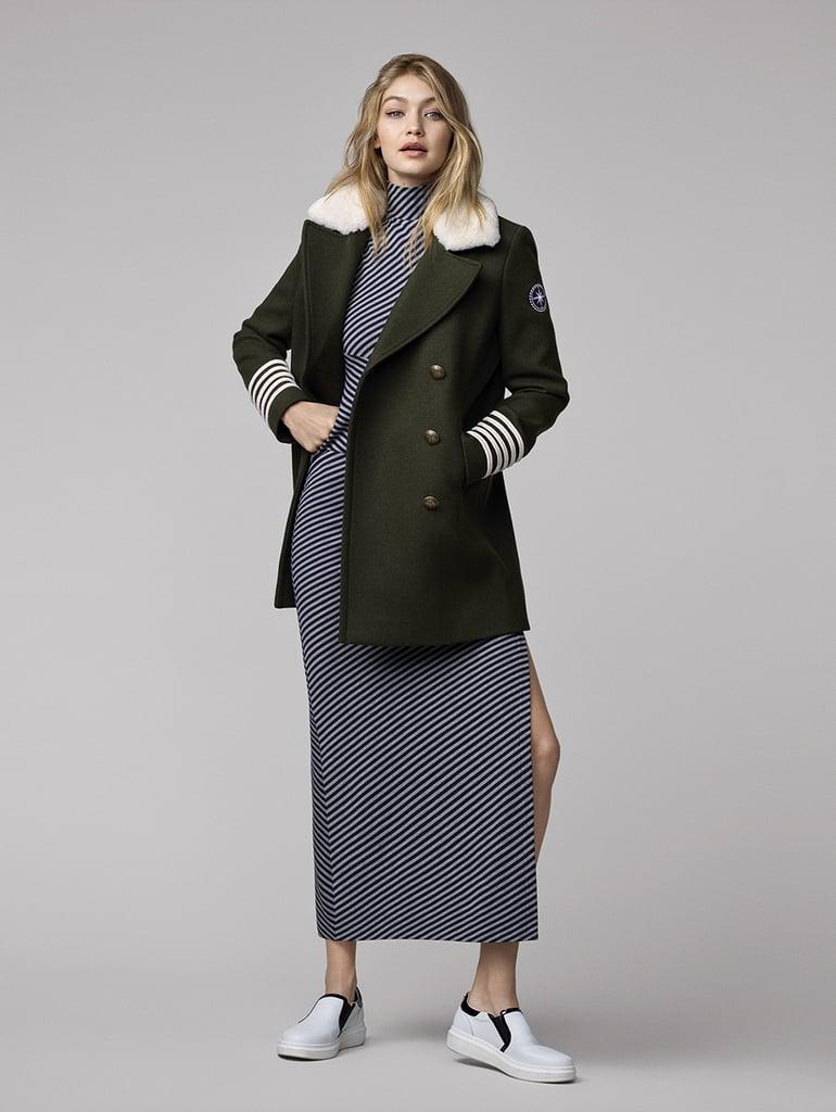 Gigi Hadid Tommy Hilfiger Collection 2015 Popsugar