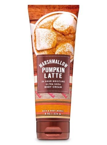 Marshmallow Pumpkin Latte Ultra Shea Body Cream