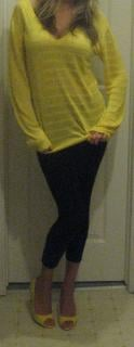 Look of the Day: Mellow Yellow
