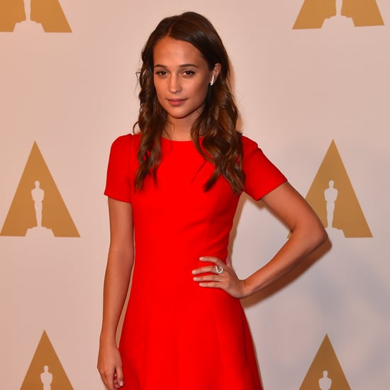 Eddie Redmayne's Oscar Advice to Alicia Vikander