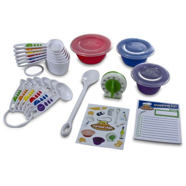 Curious Chef 17 Piece Gift Kit ($25)