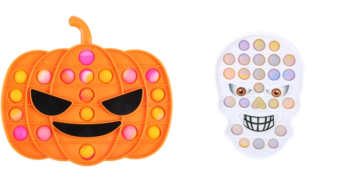10 Halloween Bubble-Pop Fidget Toys That Are Better Than Candy
