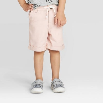 Toddler Boys' Dressy Chino Shorts