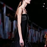 The Ponytail: Fendi