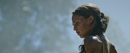Tomb Raider's Alicia Vikander and Walton Goggins Interview