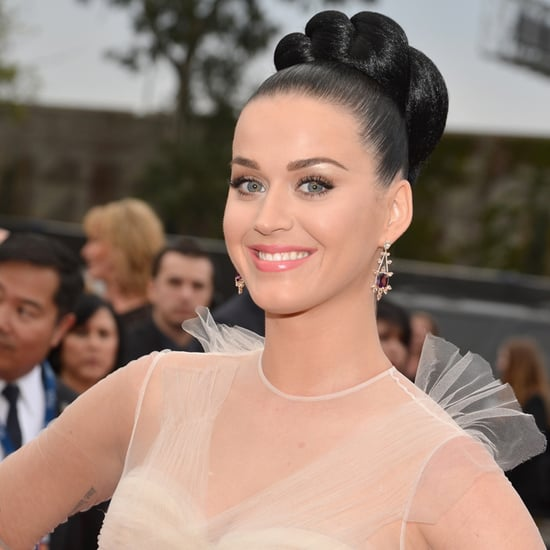 2014 Grammy Awards Hair & Beauty: Katy Perry