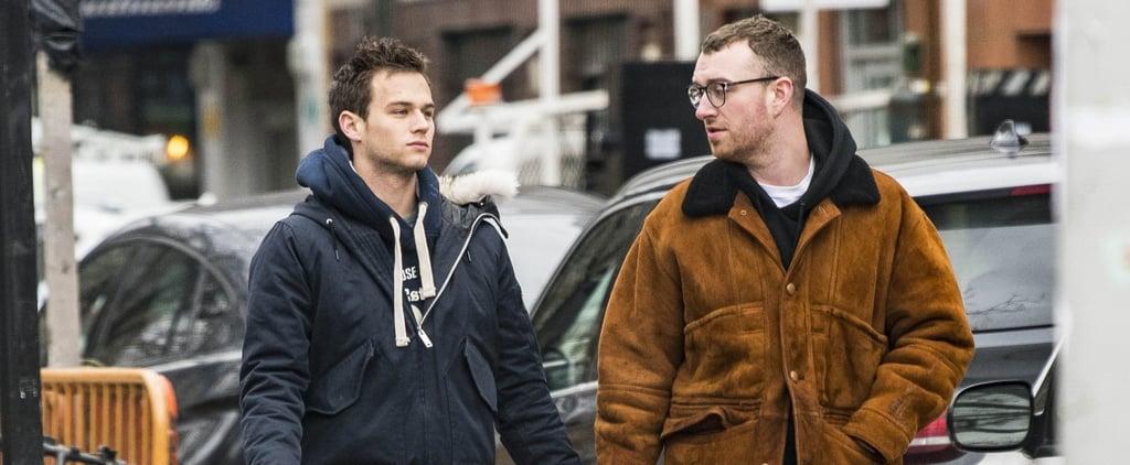 Sam Smith and Brandon Flynn Breakup 2018