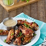 Sticky Keto Sesame Chicken Wings