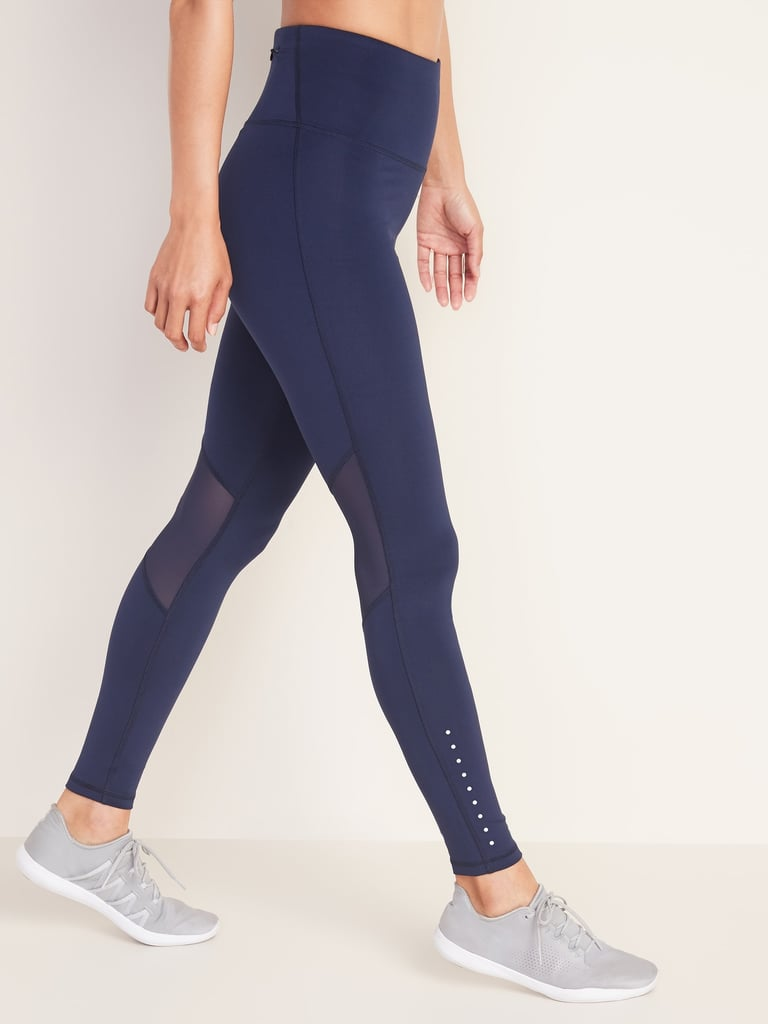 High-Waisted Run Leggings