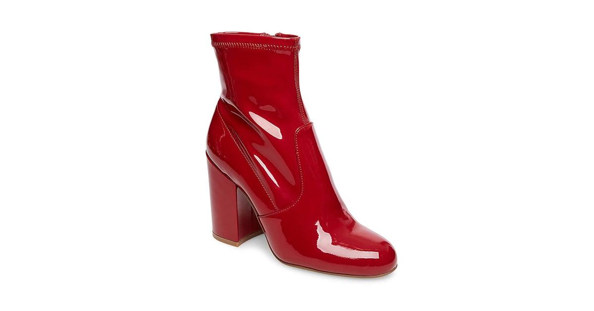ee16da97f0f Steve Madden Gaze | Red Boots | POPSUGAR Fashion Photo 6