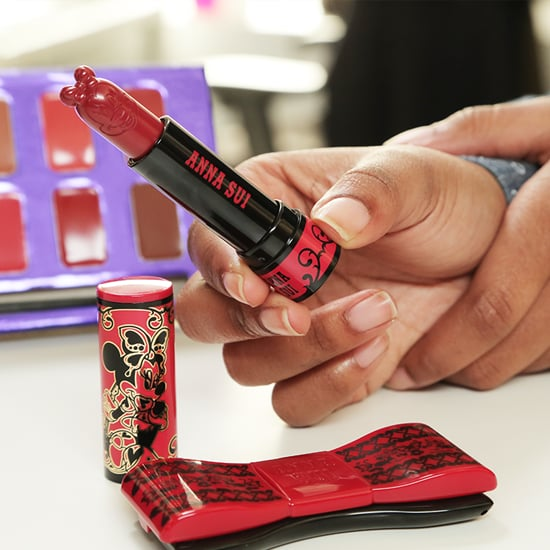 Anna Sui Gives Minnie Mouse a Festive Makeover
