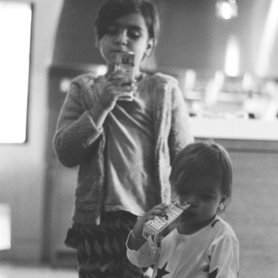 Kourtney Kardashian Birthday Post For Mason and Reign 2016