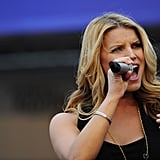 Jessica Simpson in North Carolina