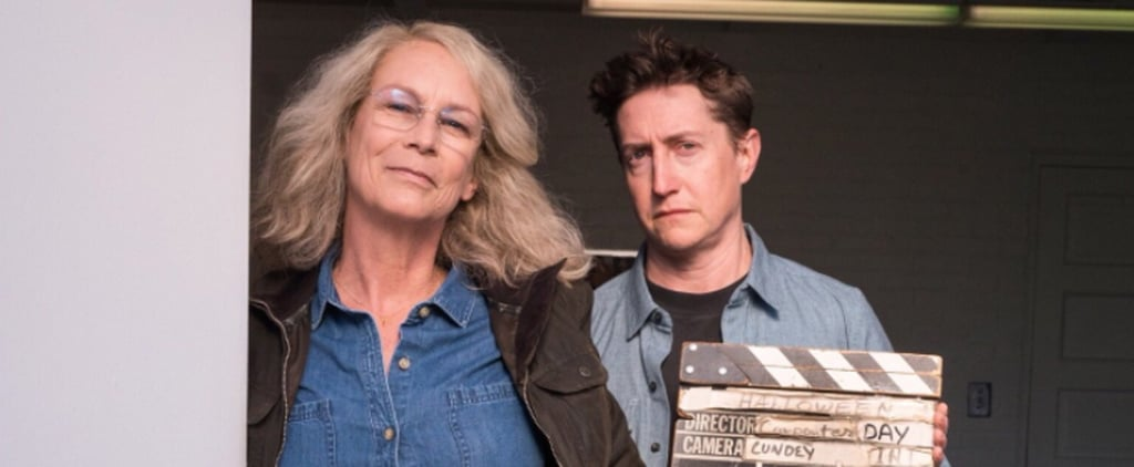 Halloween: Jamie Lee Curtis Transforms Into Laurie Strode in a New Photo From the Reboot