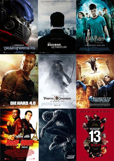 What Was Your Favorite Big-Budget Summer Movie?