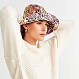 Mango Bucket patchwork hat