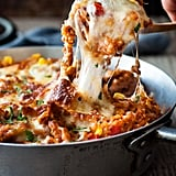 One-Pot Chicken Enchilada and Rice Casserole