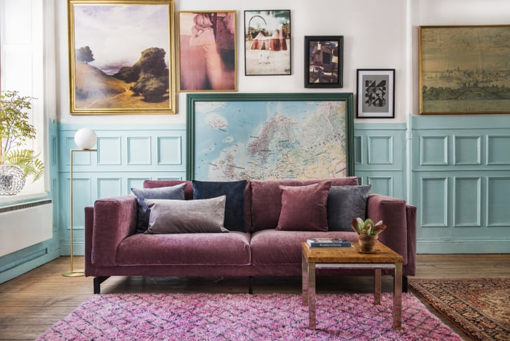 Pictured Bemz Cover For Nockeby Three Seater Sofa In
