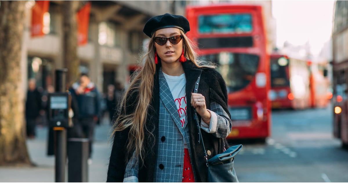 Street Style At London Fashion Week Fall 2018 Popsugar