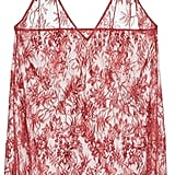 Gucci Sleeveless lace top ($1,180)