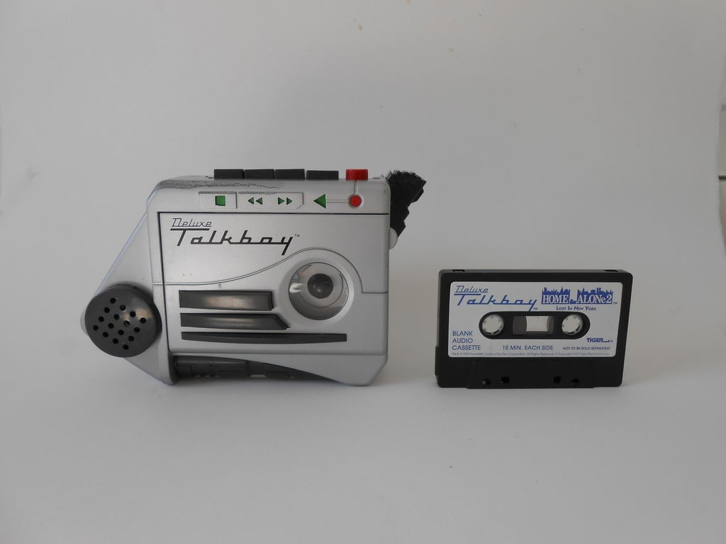 Talkboy and Talkgirl