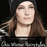 So we're not the only ones looking to get out of a styling rut this Winter. These seasonal hair ideas were repinned again and again.