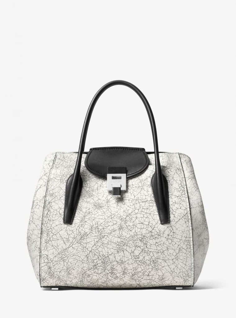 Michael Kors Bancroft Medium Leather Tote Bag