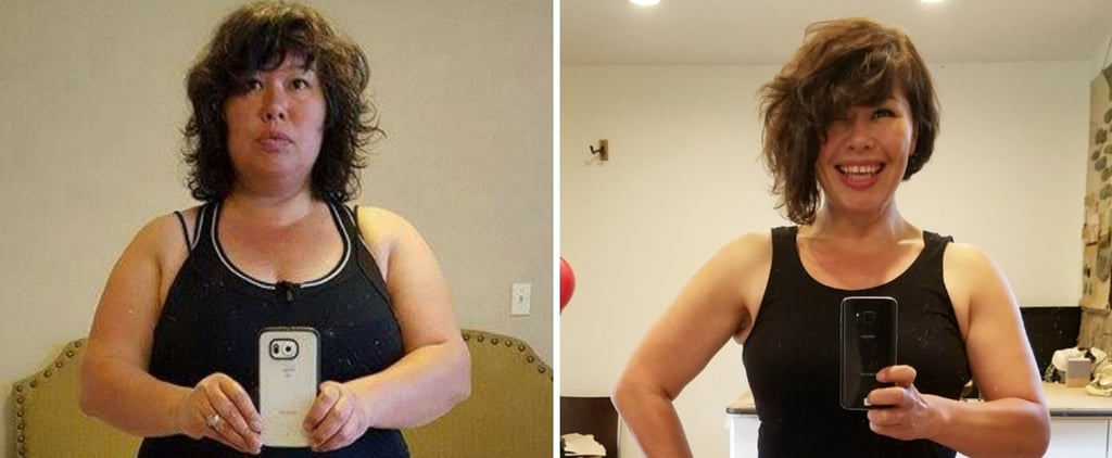 100-Pound Weight Loss From Walking
