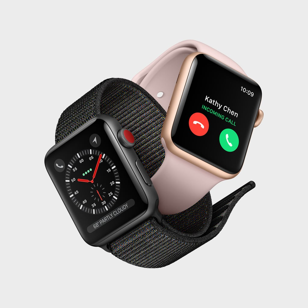 The Apple Watch Series 3 arrives on Sept. 22.