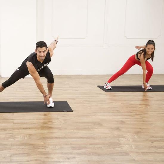 Live Workouts on POPSUGAR Fitness's Instagram, Week of 17/5
