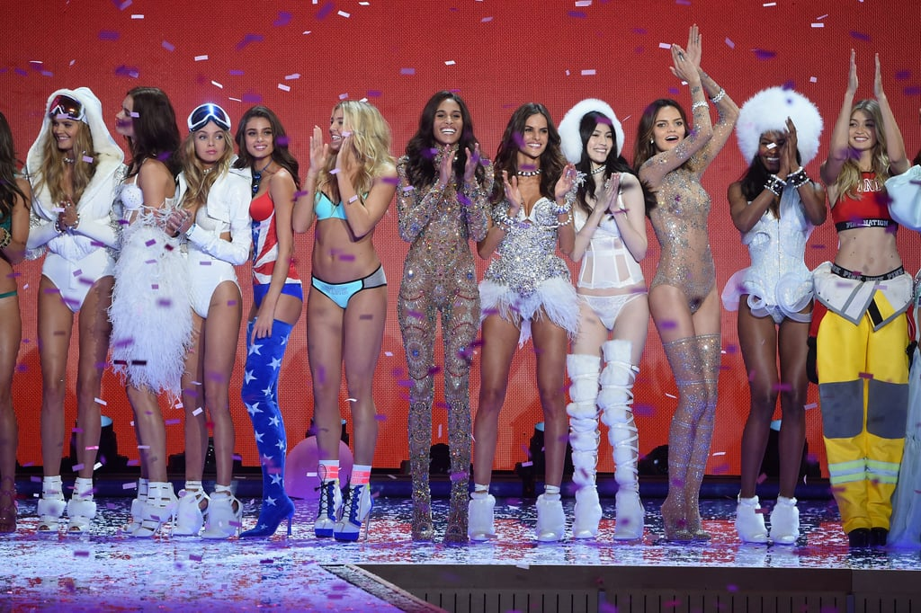 Victoria S Secret Fashion Show 2015 Pictures Popsugar