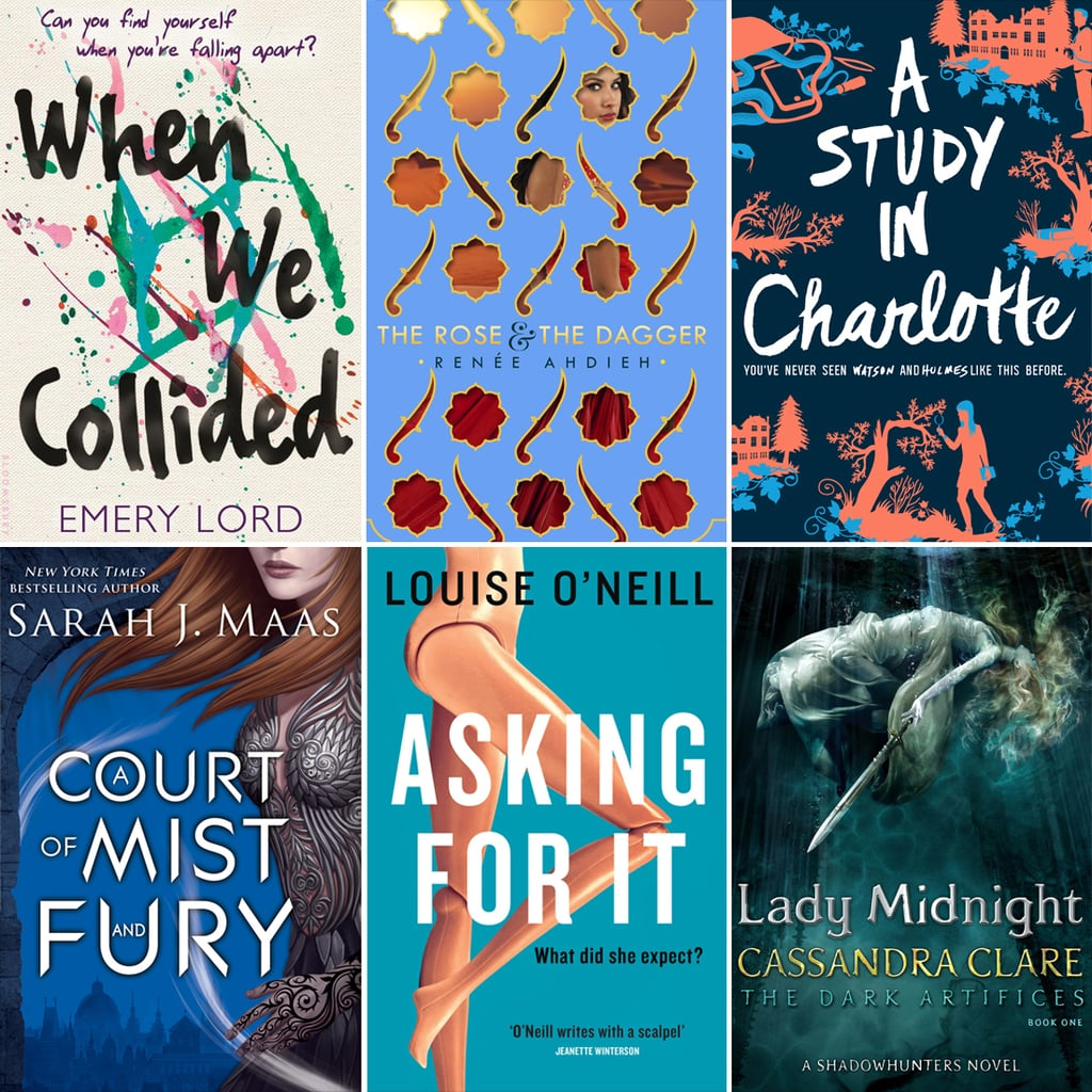 The Best YA Books of 2016