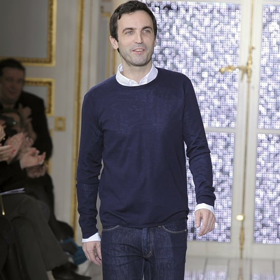 Nicolas Ghesquiere Not Louis Vuitton Creative Director